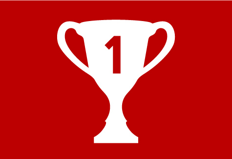 Image of a first place trophy