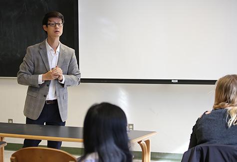 Professor Bryan Choi