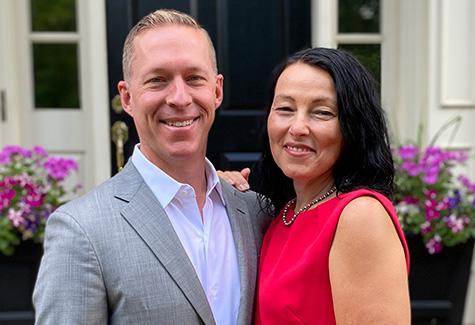 Mike and Nanette Triplett