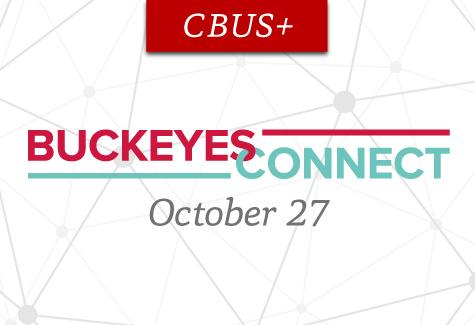 October 27: CBUS+ Buckeyes Connect