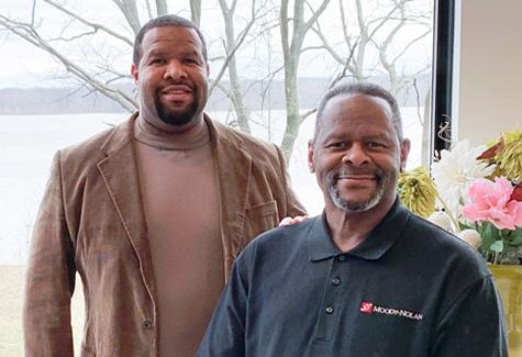 Curtis and David Moody